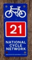 National Cycle Network Route 21