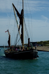 The Alice Rochester Pirate Ship