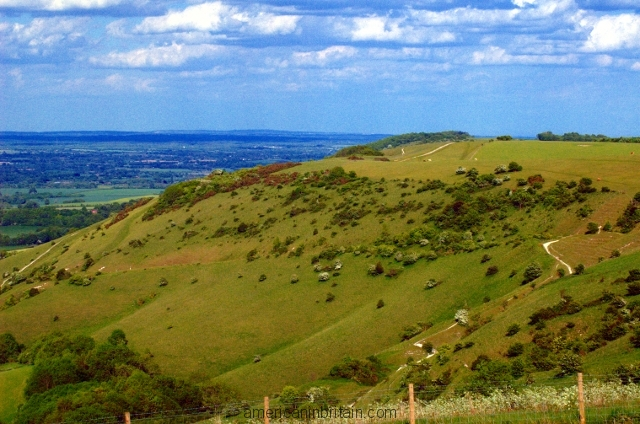 South Downs Way: Jack & Jill to Ditchling Beacon